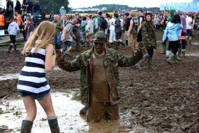 Музыкальные фестивали привлекают посетителей своей неповторимой атмосферой