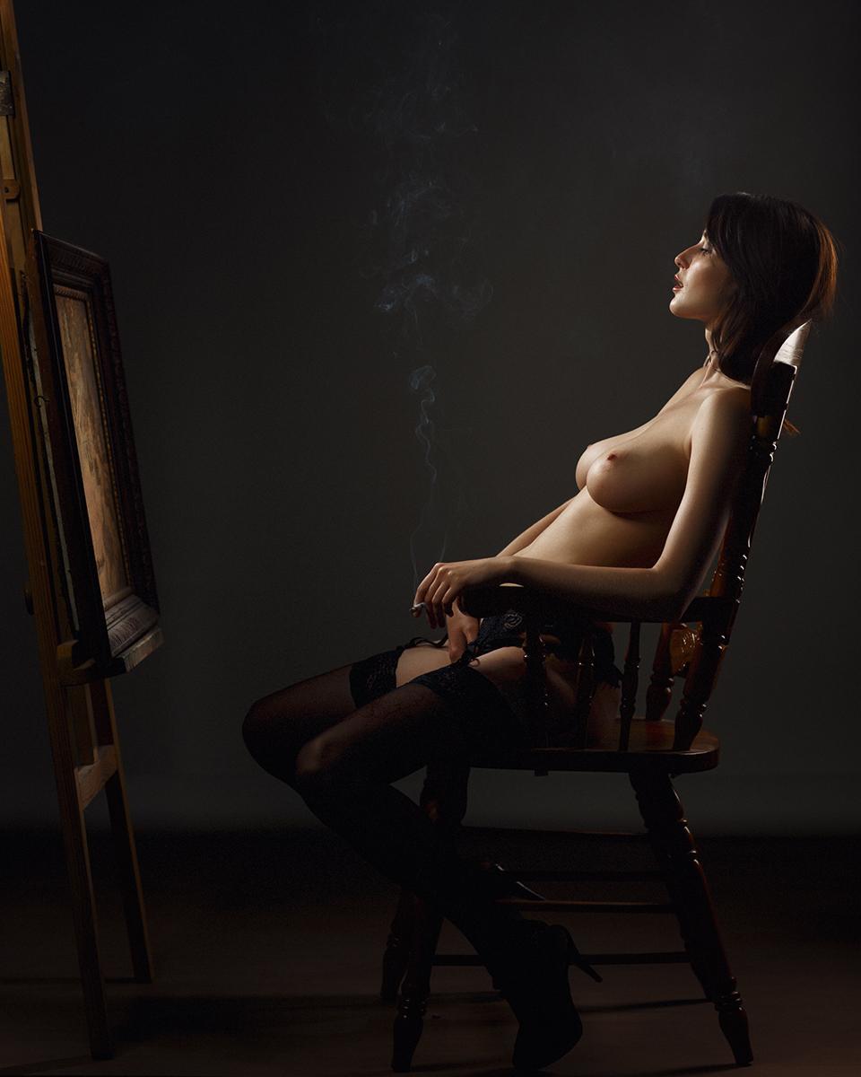 Девушки, не курите!