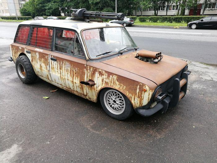 Mad Max Russian Edition