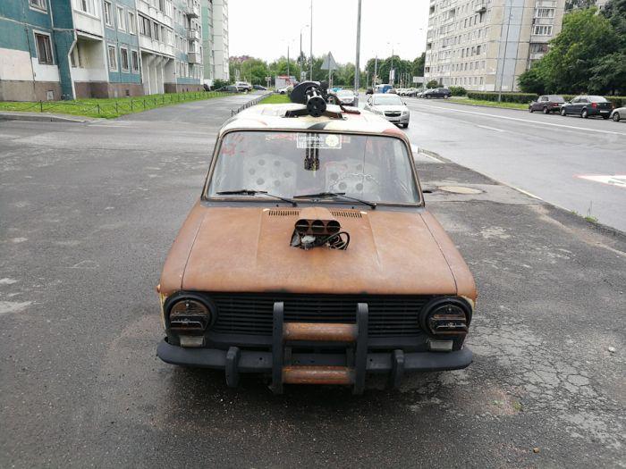 Mad Max Russian Edition