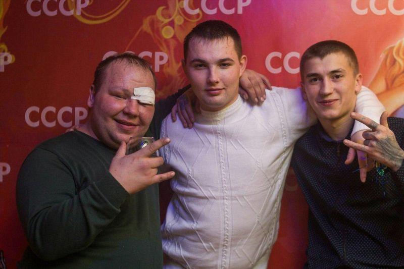 Ночной клуб СССР и его колоритные гости