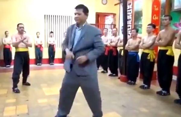Мастерство бесконтактного боя в исполнении от лучших китайских мастеров