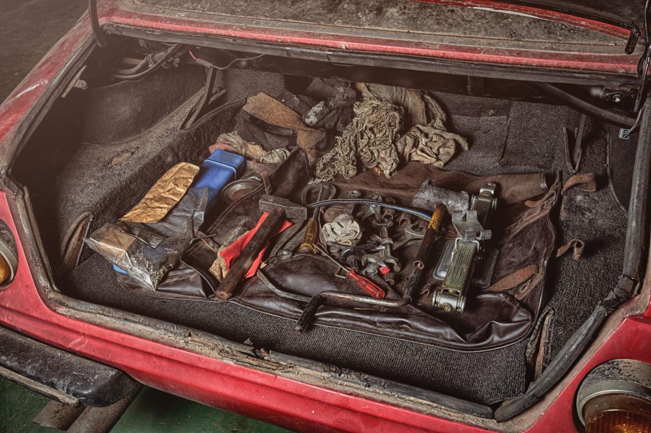 Найденная в сарае развалюха оказалась раритетом стоимостью более миллиона евро