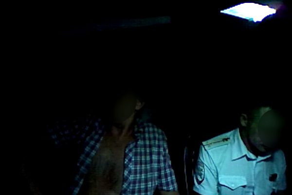 Водитель-наркоман прострелил глаз полицейскому в Волжском