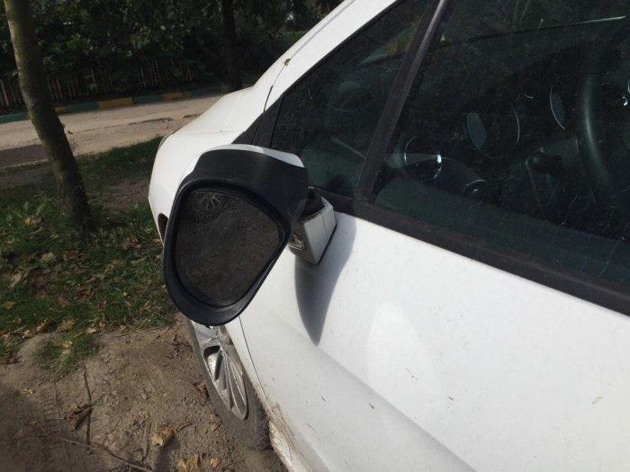 В Туле 20 автомобилей подверглись вандализму за одну ночь