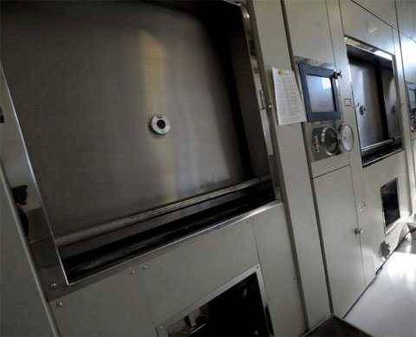 Крематории снабжают мир железом, добытым из трупов