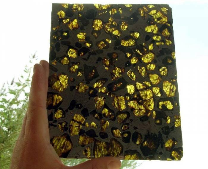 Метеорит Fukang - величайшая находка века