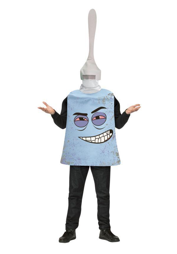 Подборка самых безвкусных, но оригинальных костюмов к Хэллоуину