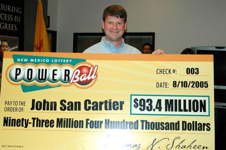 Грустные истории победителей лотерей