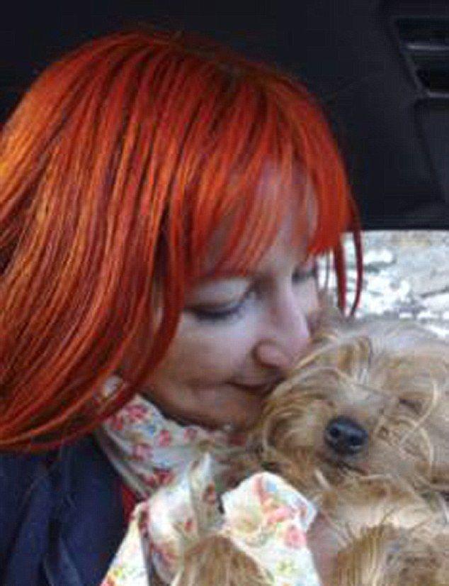 Ирландская дама вышла замуж за свою собаку