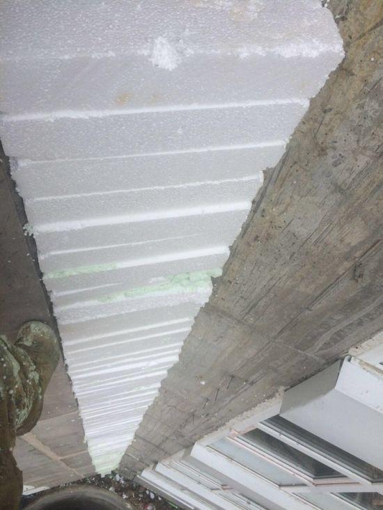 Нестандартное решение строителей