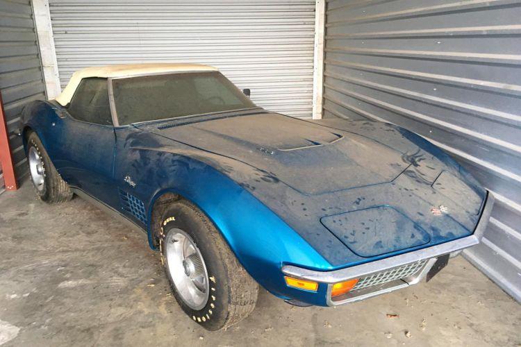 Редчайший суперкар 45 лет простоял в гараже из-за нехватки денег на страховку