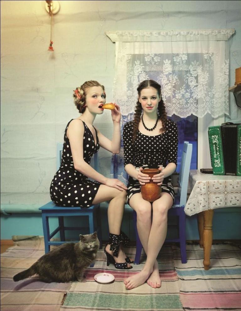Красота славянского фольклора в фотографиях