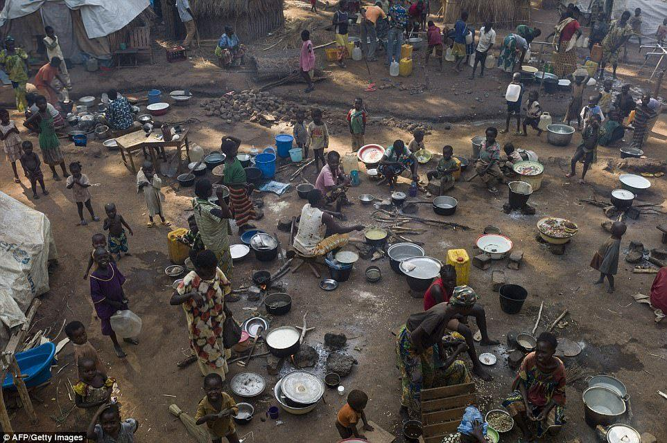Как выживают в самой бедной стране мира