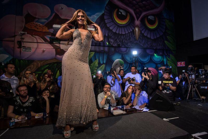 Бразильцы выбрали лучшую Бум-Бум 2017 года