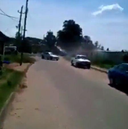Безопасность на уличных гонках в Южной Африке хромает на обе ноги