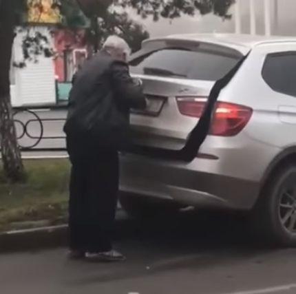 Азовский судья после ДТП заменил госномера