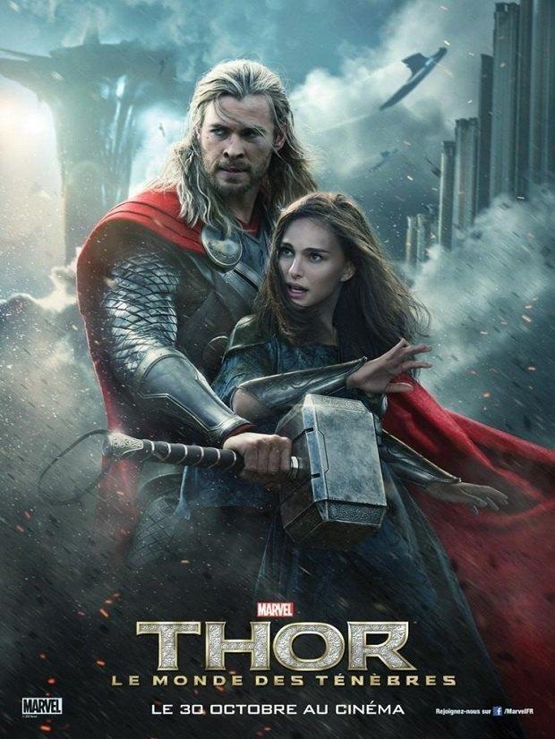 В Китае премьеру «ТОР 2: ЦАРСТВО ТЬМЫ» рекламировал радужный постер