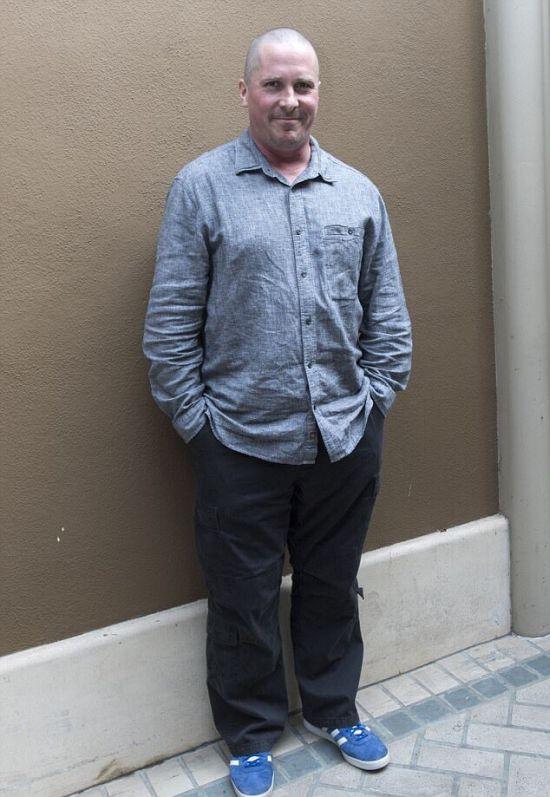 Кристиан Бэйл набрал много лишних килограмм для роли в фильме