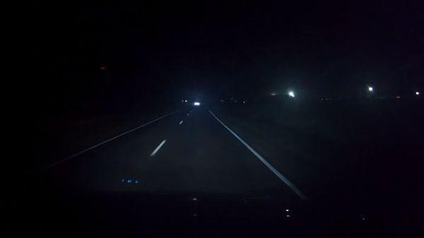 Чем заканчивается ночная прогулка по трассе