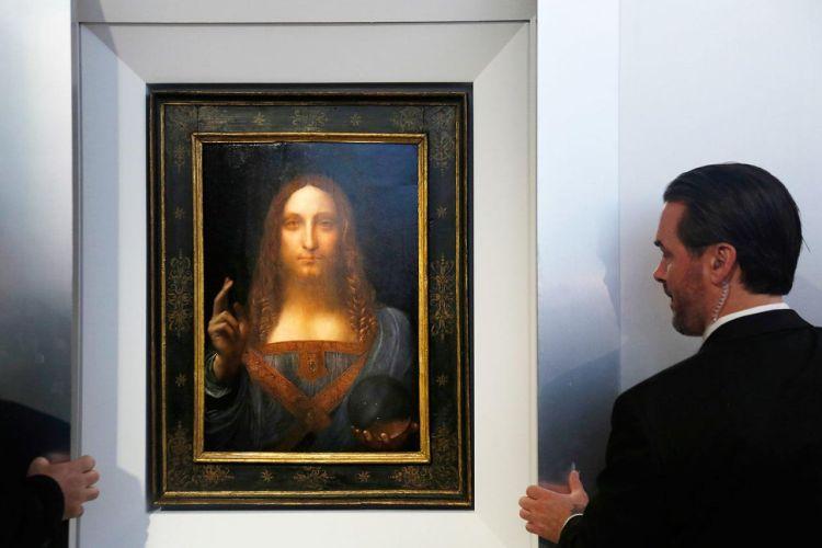Картина да Винчи установила рекорд стоимости и принесла русскому олигарху 400 миллионов долларов