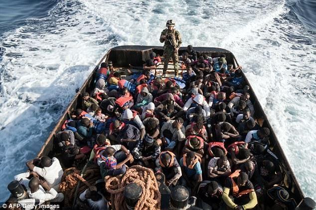 Современное рабство: контрабандисты из Ливии продают мигрантов по 650 £/штука