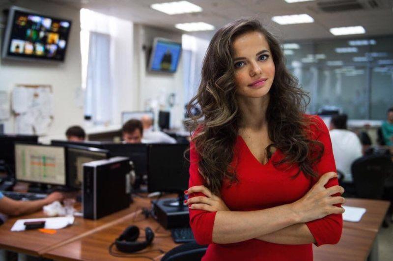 Россияна Марковская - новый пресс-секретарь Министерства Обороны России