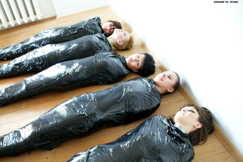 Фетиш – мумификация