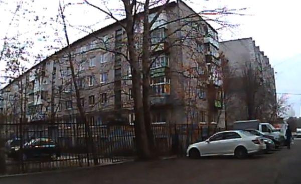 В Перми хулиган поджег авто и загорелся сам