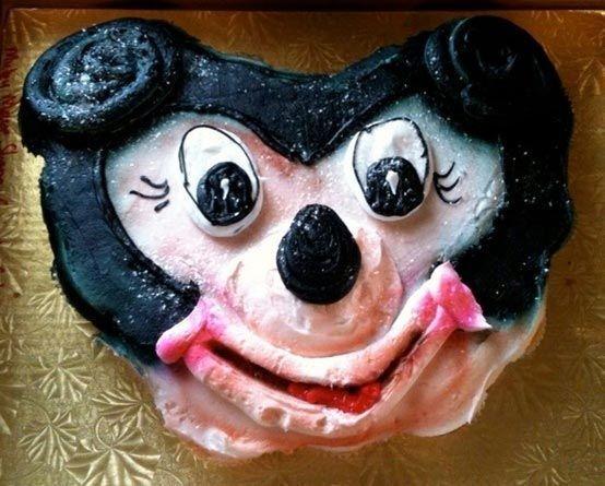Сделать своими руками тортик на детский день рождения была не самая хорошая идея