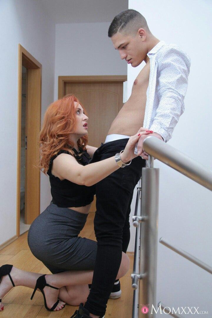 Ева Бергер о работе в порно-индустрии