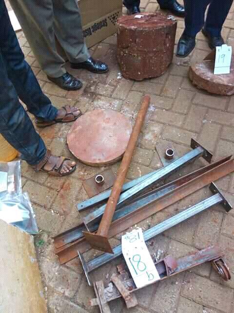 В Кении грабители полгода копали туннель к денежному хранилищу банка