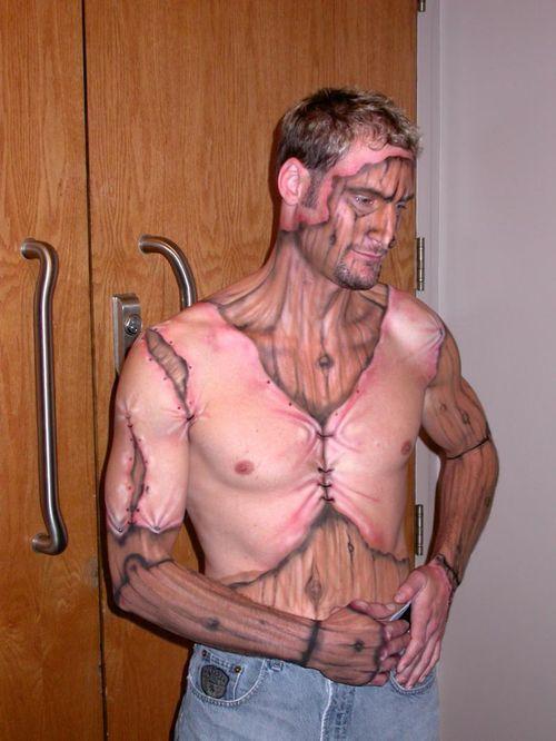 Анатомические татуировки