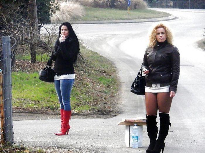 Секс с русской проституткой у нее дома