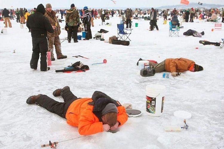 сайдинг металосайдингпанели смешные фото про рыбаков зимой искренне восхищает