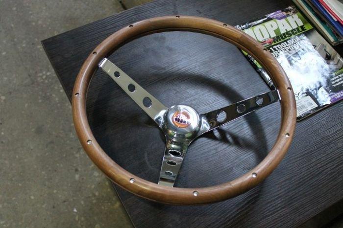 Восстановление маслкара Pontiac GTO 1970 года