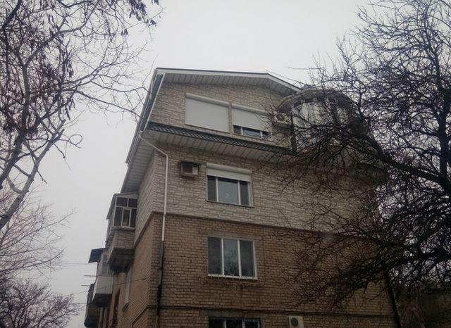 Перестройка советской трехэтажки