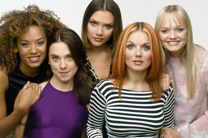 Участницы Spice Girls тогда и сейчас