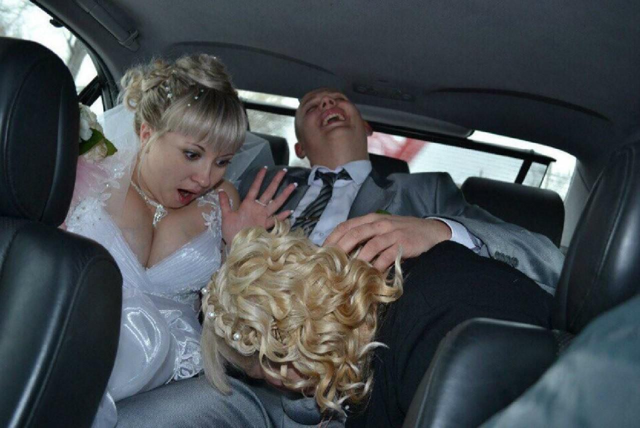 нужно совершать невеста отсосала хуй у всех гостей видео осуждением
