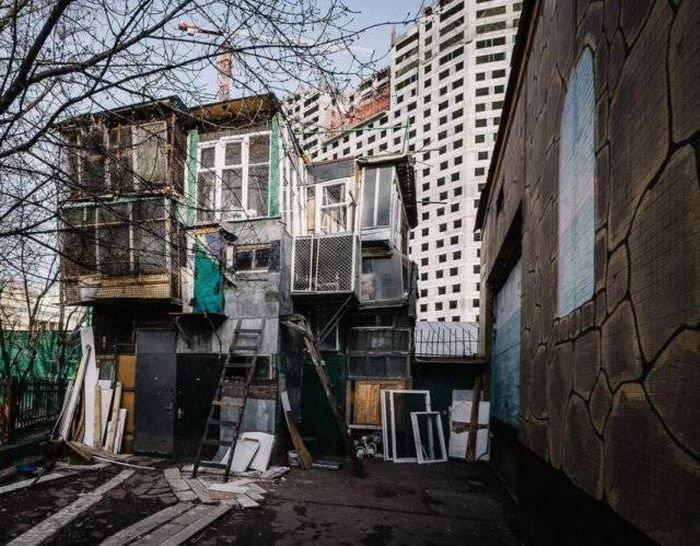 Странные фото с российских просторов
