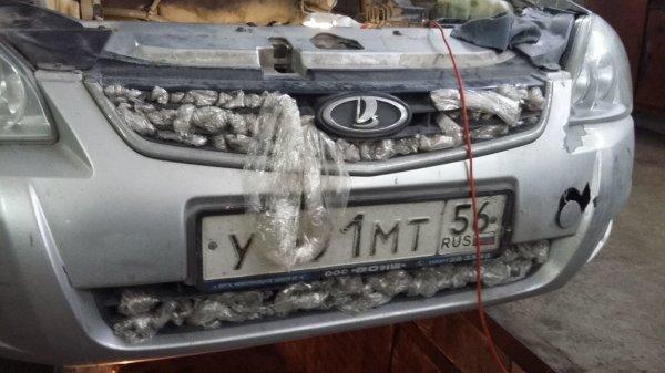 Утеплился на зиму и попал на ремонт двигателя