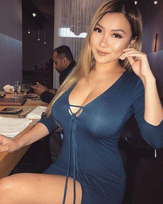 Big cock in women