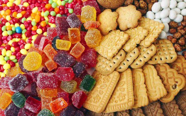 Протест против сладостей