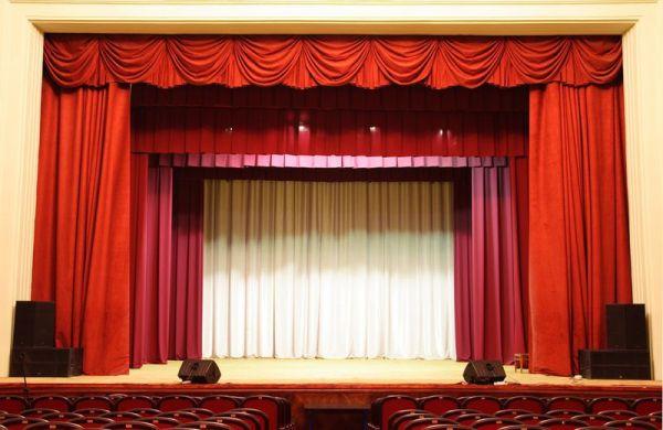 Забавный случай в театре