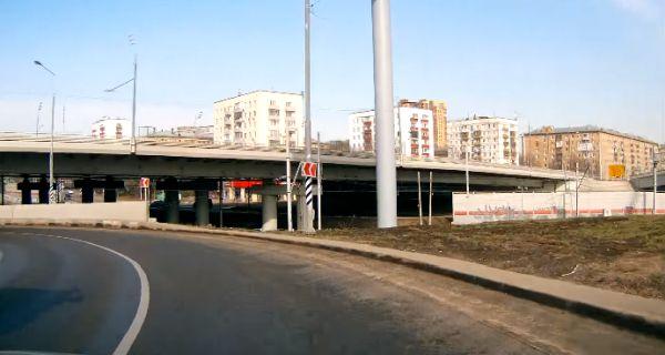 ДТП на Волоколамском шоссе: вырулил на встречную полосу и попал в аварию после угрозы пистолетом
