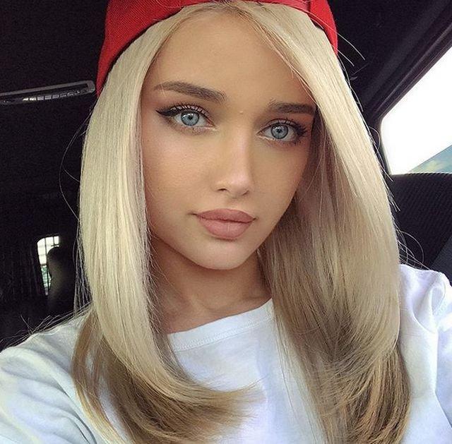 Российская модель Мариам Пашаева, покоряющая своей красотой