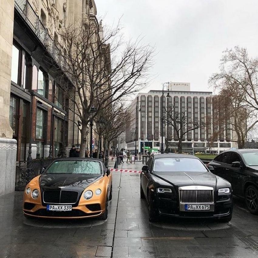 Богатые детки Венгрии