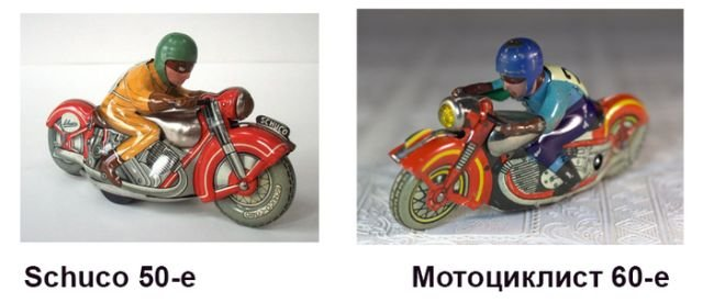 Популярные советские игрушки, оказавшиеся копией зарубежных оригиналов