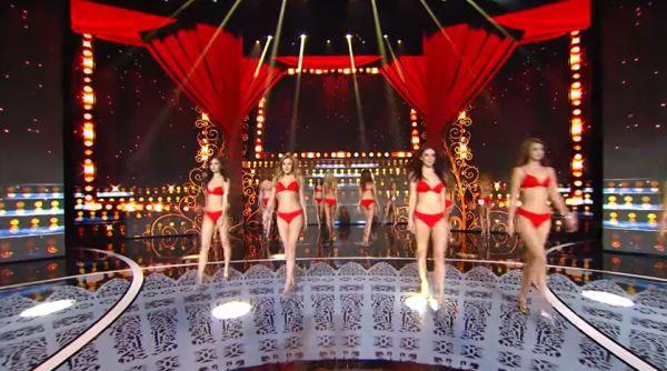 Мисс Россия 2018: Выход в купальниках