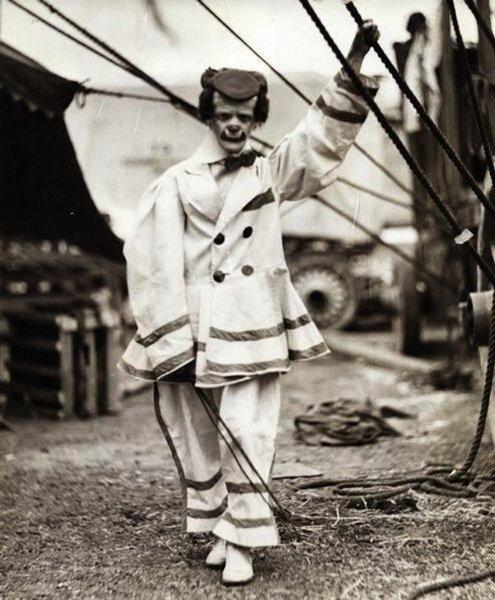 Цирки прошлого